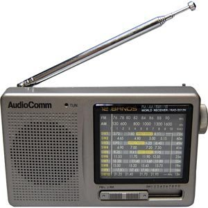 RAD-S512N shortwave radio audio comb handy racing-share Audi