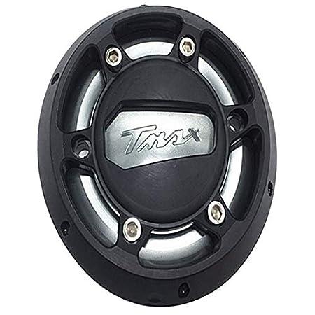 CUHAWUDBA Protezione di Protezione del Motore del Motociclo nel Metallo per TMAX 530//500 Oro Nero