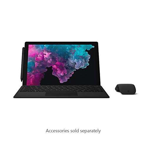 شراء Microsoft Surface Pro 6 (Intel Core i5, 8GB RAM, 256 GB) - Black Newest Version (KJT-00016)