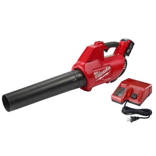 Milwaukee 2728-21 M18 FUEL Blower with Free REDLITHIUM XC5.0 Starter Kit
