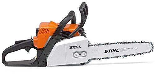 スチール(STIHL) 軽量コンパクトエンジンチェンソー MS170C-E ガイドバー30cm エルゴスタート搭載 農林/伐採/木材切断 B01IENU19E