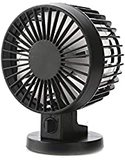 Double Leaf Fan Usb Mini Fan For Home Multi-position Low Portable