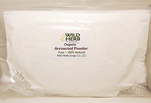 Arrowroot Powder, 16 oz.