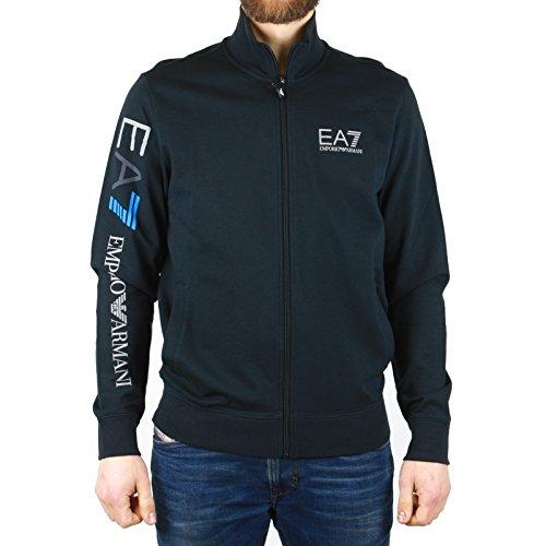 EA7 EMPORIO ARMANI SWEATSHIRT, Farbe: Night Blue , Größe: 3XL