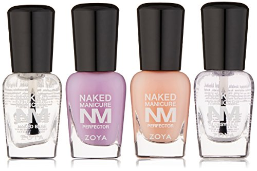 Zoya Naked Manicure Womens Travel Kit