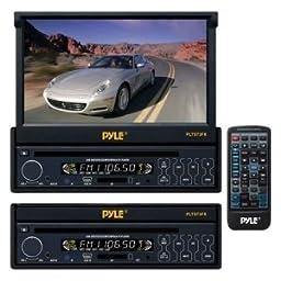 Pyle PLTS73FX Car DVD Player - 7\