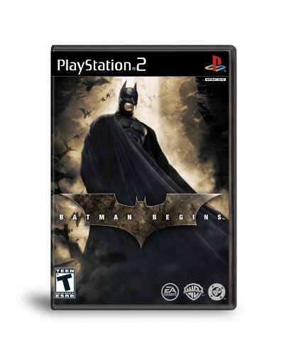 (Batman Begins - PlayStation 2)