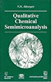 img - for Qualitative Chemical Semimicroanalysis book / textbook / text book
