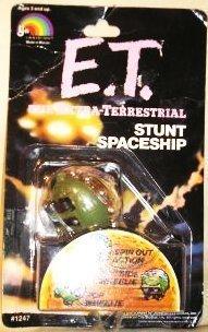 E.T. The Extra-Terrestrial Stunt Spaceship