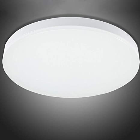 bathroom lights ceiling 18w 13 8 inch dimmable colour changeable rh amazon co uk bathroom lighting ceiling mount bathroom lamp ceiling