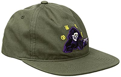 Obey Men's Reaper 6 Panel Snapback Hat by OBEY Apparel