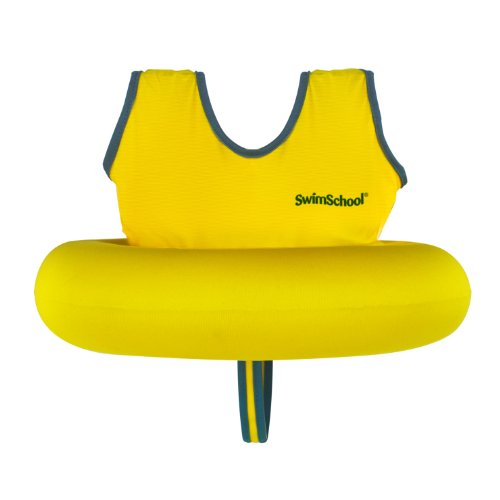 SwimSchool SSO10165YL Deluxe Trainer Yellow product image