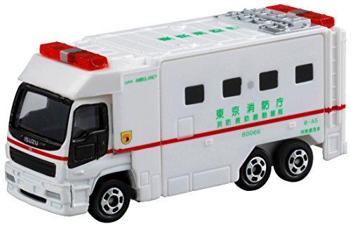 Tomica Shop (Takara Tomy Tomica #116 Super Ambulance)