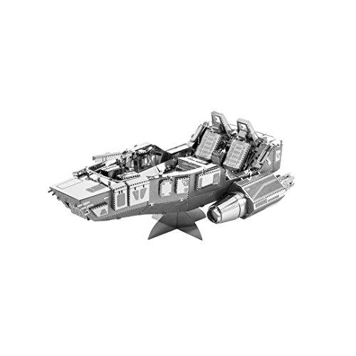Metal Earth - 5061268 - Maquette 3D - Star Wars - Ep7 - First Order Snowspeeder - 8,26 x 5,72 x 3,43 cm - 2 pièces