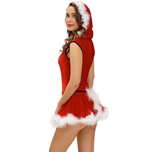 UK Mall - Vestido - envolvente - para mujer