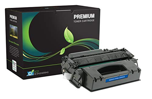 Inksters Remanufactured Toner Cartridge Replacement for HP 53X Toner High Yield Q7553X (HP 53X) for Laserjet M2727 MFP M2727NF MFP P2010 P2014 P2015 P2015D P2015N P2015X (Black) (M2727 Laserjet Mfp Hp)