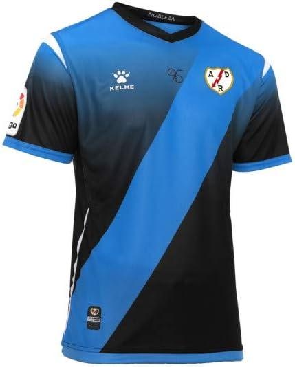 KELME - Camiseta 3ª Equipación 19/20 Rayo Vallecano: Amazon.es: Deportes y aire libre