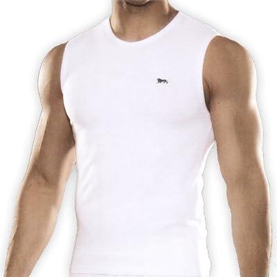 Lonsdale Hombre Muscle Camiseta De Tirantes