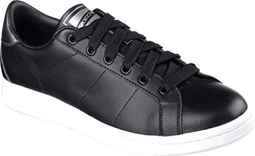 Skechers Frauen Omne Kort Klassix Sneaker, Schwarz / Wei�