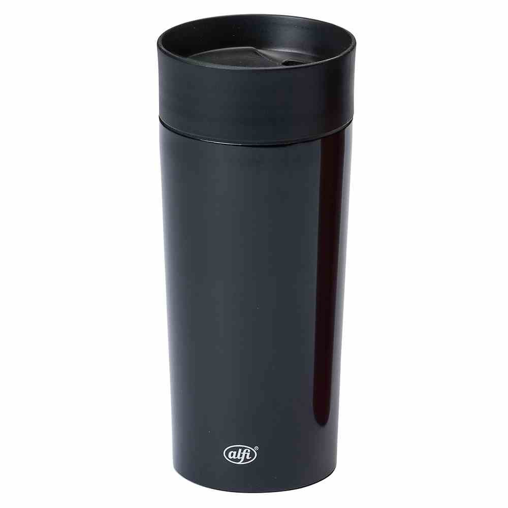 Edelstahl Wei/ß 0,35 l 4 Stunden hei/ß zerlegbarer Verschluss alfi 5637.211.035 Coffee To Go Trinkbecher isoMug Plus Sp/ülmaschinenfest
