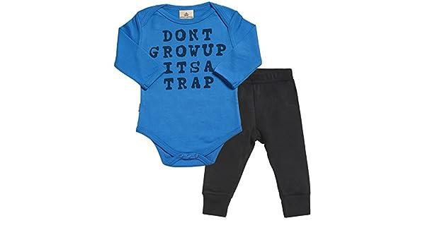 Dont Grow Up Its A Trap Regalo para bebé - body para bebés ...