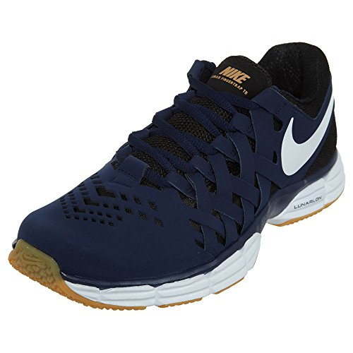 Fitness black White Blue Binary Scarpe Uomo Fingertrap TR da Lunar Nike ZvxTww