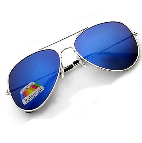 4sold Gafas hombre Azul sol para de rrPwRZ