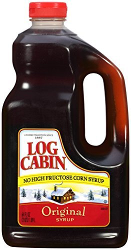 Log Cabin Original Syrup, 64 Ounce