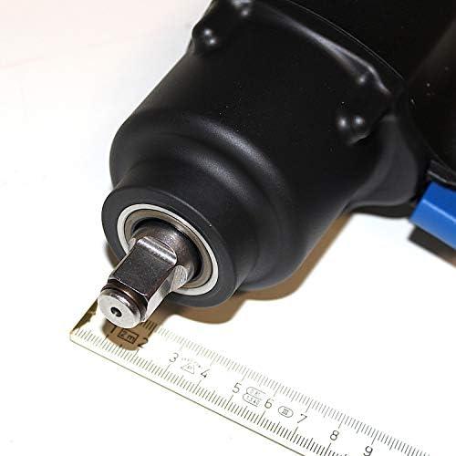 Vente D'Usine Visseuse à air comprimé 1/2 pouce - Entraînement extrêmement solide - Couple de 1355 NM - Modèle très solide - Visseuse à air comprimé - Visseuse à percussion - Poids : 2,15 kg.  sOlVa
