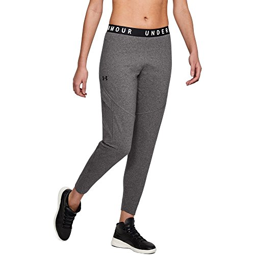 Under Armour Women's Favorite Utility Cargo Pants, Charcoal Light Heath (019)/Tonal, Large