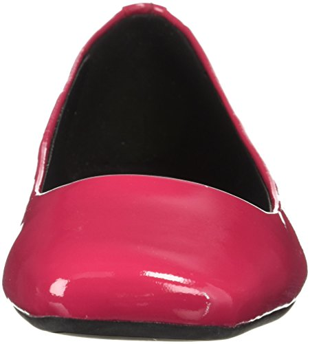 Calvin Klein Women's Enith Flat Hibiscus Pink outlet finishline sale countdown package free shipping affordable deals for sale 0xe26qi3M