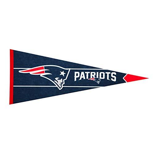 Team Sports America NFL New England Patriots Pennant Flag - 30