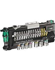 Wera 056490 Tool-Check Plus Bit Ratchet Set with Sockets - Metric