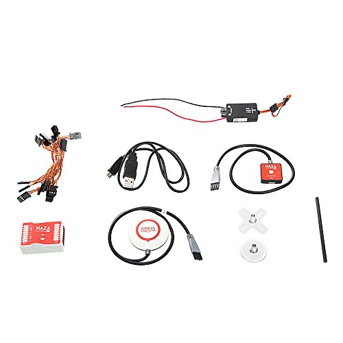 DJI NAZA-M Lite Flight Control System Including GPS Module (Difference Between Positive Attitude And Negative Attitude)