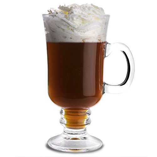City Irish Coffee Gläser 250ml - Pack of 4