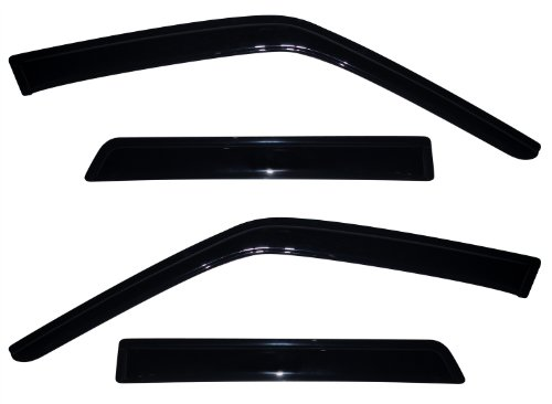 nissan juke window deflector - 3
