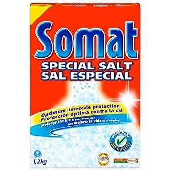 04d11bdf5c Amazon.com: Miele : Somat Dishwasher Salt (B1640) 1.2kg/Packaging ...