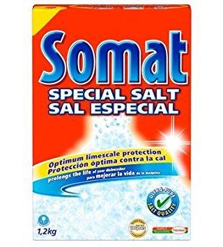 Dishwasher Salt - Miele : Somat Dishwasher Salt (B1640) - Case of 8