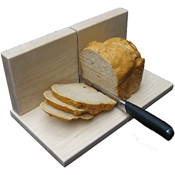 Amazon Com Maple Bread Slicer Classic Solid Hard Maple