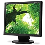 NEC Display Solutions AS172-BK 17'' 1280x1024 LCD Backlit Blk (AS172-BK)