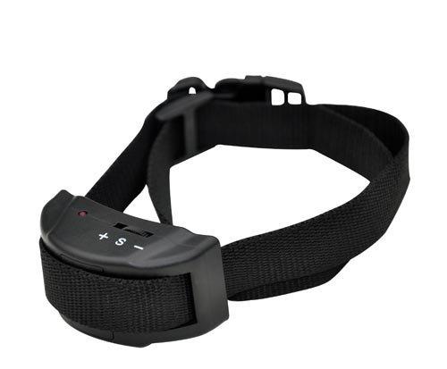 (Petiner No Bark Dog Training Shock Control Collar Slide Button Energy Saving)