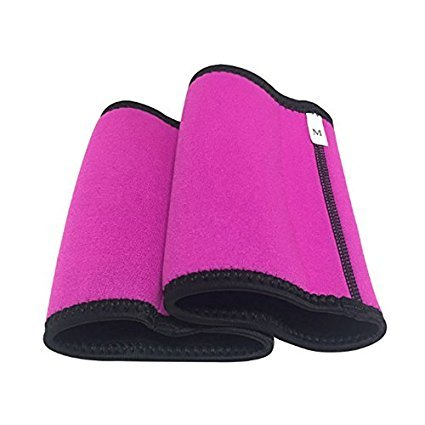 ZEGBALP Neoprene Armbands Pair for Women and Men Hot Body Shapers Body Wraps for Arms Slimming Reduce Cellulite by ZEGBALP (Image #4)