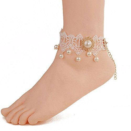 Wowlife Sandal Wedding Bracelet Anklet