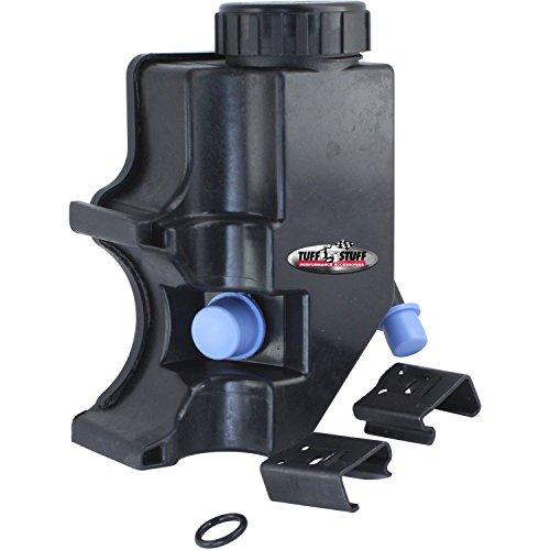 (Tuff Stuff 6175ARES Type-II Power Steering Pump Reservoir, Black)