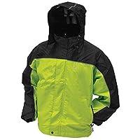 Frogg Toggs Toadz Highway Reflective Jacket, Black
