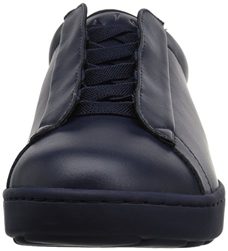 Hidden A Lace Sneaker Fashion X Exchange Armani Navy Men IwqrvIZ