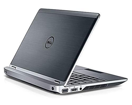 Dell Latitude E6230 12.5in Notebook PC - Intel Core i5-3320M 2.6GHz 4GB 128SSD Windows 10 Pro (Renewed)