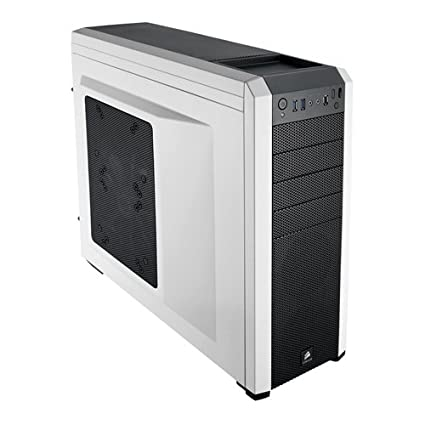 Corsair Carbide Series White 500R Mid Tower Computer Case