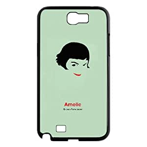 XOXOX Amelie Phone Case For Samsung Galaxy Note 2 N7100 [Pattern-6]