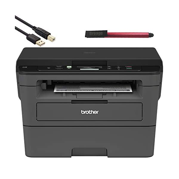Brother HLL2390DW Compact Laser Printer